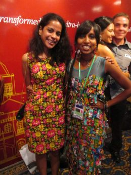 spotted DENETH at the Colombo Fashion Week 2012 Sri Lanka