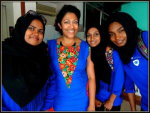 DENETH spotted wearing by Ayanthi (Australia) in Maldives