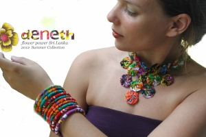 Banyan Bangles and Necklace