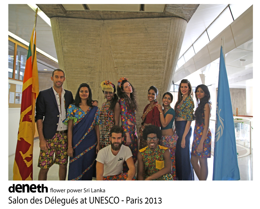 DENETH at the UNESCO Paris 2013