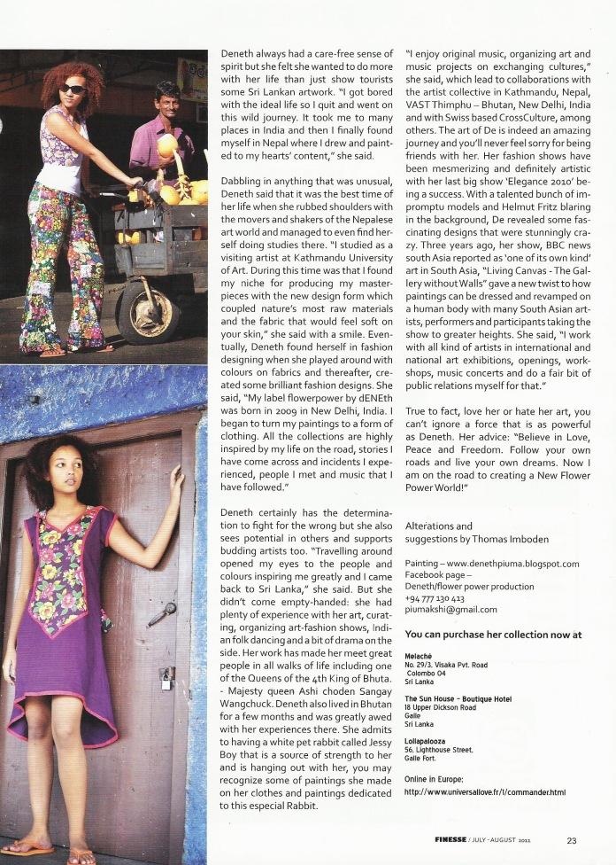 Finesse Magazine III