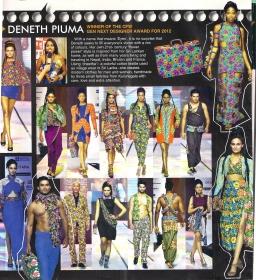 Hi magazine, Sri Lanka 2012