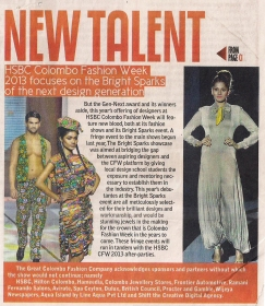 I Daily Mirror, Sri Lanka - 2012